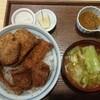 GOURMET〜約100年前、日本初!カツレツ丼!…「奏す庵」(早稲田)