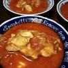 炊飯器で鶏のトマト煮、大成功!