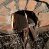 石窯で焼く熱々ミートローフとの死闘の巻