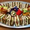 🚩外食日記(197)    宮崎       🆕「ボンデリスベーカリー」より、【サンドイッチオードブル】‼️