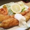 【ファミリーレストラン堀井】ケンタッキーサイズの唐揚げと、極太エビフライが美味しい高岡の人気定食屋さん!
