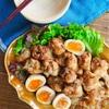 【レシピ】圧力鍋でトロトロ♬手羽元のさっぱり煮♬