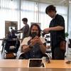 師いわく「髪の毛が復活してる」って\(^o^)/