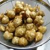 菊芋の甘酢漬け