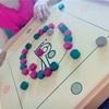 彦根に伝わる謎のボードゲーム「カロム」を広めたい