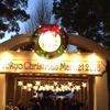 クリスマスマーケットでグリューワイン