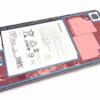 Xperia X Performanceの外装とLCD含むパーツを交換した話(3.マザーボード外し)