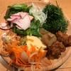 港南台バーズの「旬彩食健ひな野」で野菜のビュッフェ