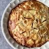 簡単!ボウルひとつ、スプーンひとつで作る「りんごとくるみのケーキ」作り方・レシピ。
