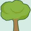 超簡単!慣れれば3分!Illustratorで木を作成