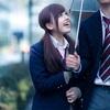 寒い日です。女子高生シリーズ2かな。