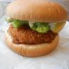 姫路市南町のロッテリアで「エビブロサラダのエビバーガー」をテイクアウトで食べた感想