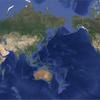 【どうでもいい】アメリカを横断する距離は東京からどこまで行けるのか測ってみた