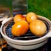 土鍋燻製。100円ショップの土鍋で燻玉できます。お試し用にどう?