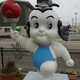 「げんき」くんは、石川国体のマスコットキャラクター