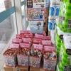 山陽マルナカ30周年記念商品「岡山でぇれ~棒」