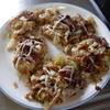 幸運な病のレシピ( 1380 )昼 :血糖値の上がらないお好み焼き、メンチカツ、鳥カツ