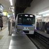 【鉄道ニュース】相模鉄道8000系8703編成(10両固定編成、VVVF未更新車)、廃車のため搬出