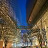 東京国際フォーラム 夜景