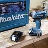 【電動工具】DIYに makita 18V インパクトドライバー TD146DSHX をおススメ(^^)/