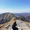 〜四国・徳島県編〜剣山△山歩き念願の!あの素晴らしい稜線を見に。