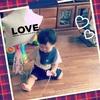 1歳のバースデーは、風船をプレゼントすることに決めた!息子がバルーンで、超遊んでいるよ♪