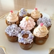 バレンタイン…親子で楽しむ(*^▽^)/★*☆♪ 可愛いミニカップケーキ♪♪
