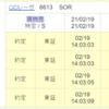 QDレーザ(6613)完売、アクシージア(4936)は100株保有のまま
