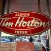 [カフェ]カナダ発祥のカフェ: Tim Hortons