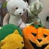2017☆ハロウィンディナーとかぼちゃのスープ♪