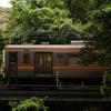 EF64形1000番台国鉄色の前座 またまたまた定光寺駅へ