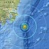 9/23 関東東方沖 M6.5 と群発地震