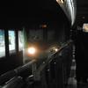 上海地下鉄2号線 朝ラッシュ時間帯の混雑