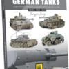 第二次世界大戦初期のドイツ戦車の塗装法 写真集(AMO-6037)