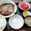 西川口の「あおき食堂」でぶりかぶと煮定食を食べました★