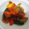 ラタトゥイユなのか、カポナータなのか、母の気まぐれトマト煮だよっ!