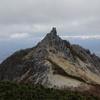絶景と花の鳳凰三山