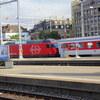 スイス滞在時に見た鉄道車両:その他国鉄編