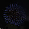 Canon EOS 80Dで初めて花火の写真を撮影した 2