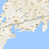 google mapで距離を測る方法や立体地図のすすめ