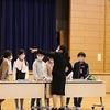 5年生:分散授業参観⑤ 2組 合奏&カップス