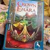 2つの場所をぐるぐる回ってうんうん悩んで『エマラの王冠 / Crown Of Emara』【90点】