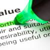 人生の価値を測るモノサシ