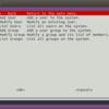 whiptailをつかってCLIに対話型画面をつくる その4:Menu画面