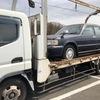 蓮田市からパンクの車検切れ故障車をレッカー車で廃車の引き取りしました。