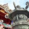 【稲敷】大杉神社③豪華な彫刻と色彩に包まれた「茨城の日光東照宮」の異名を持つ神社
