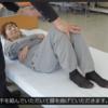 仰臥位から端座位への身体介助の介護技術を画像解説!