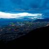 金砂湖(愛媛県四国中央)