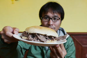 センスが判明する質問の答えとは? ハンバーガーには肉を挟むと美味しい