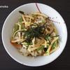 花粉予防★野菜レシピ12~自律神経を整える!? 野菜メインのちらし寿司